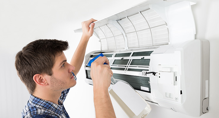 How to Clean an Air Conditioner